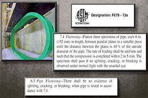 Diamond Plastics Corporation - Pipe Stiffness PVC vs  Fiberglass