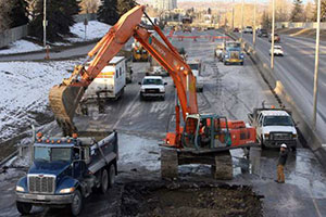 Five Things You Might Not Have Known About Calgary's Water Main Network
